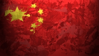 chinese_flag_wallpaper