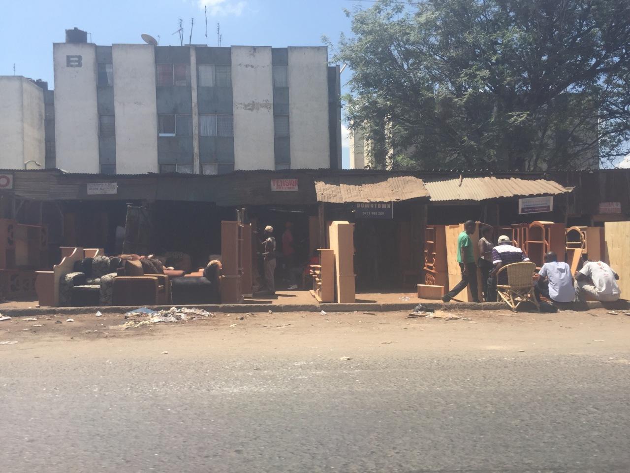 Nairobi is the retail capital of theworld