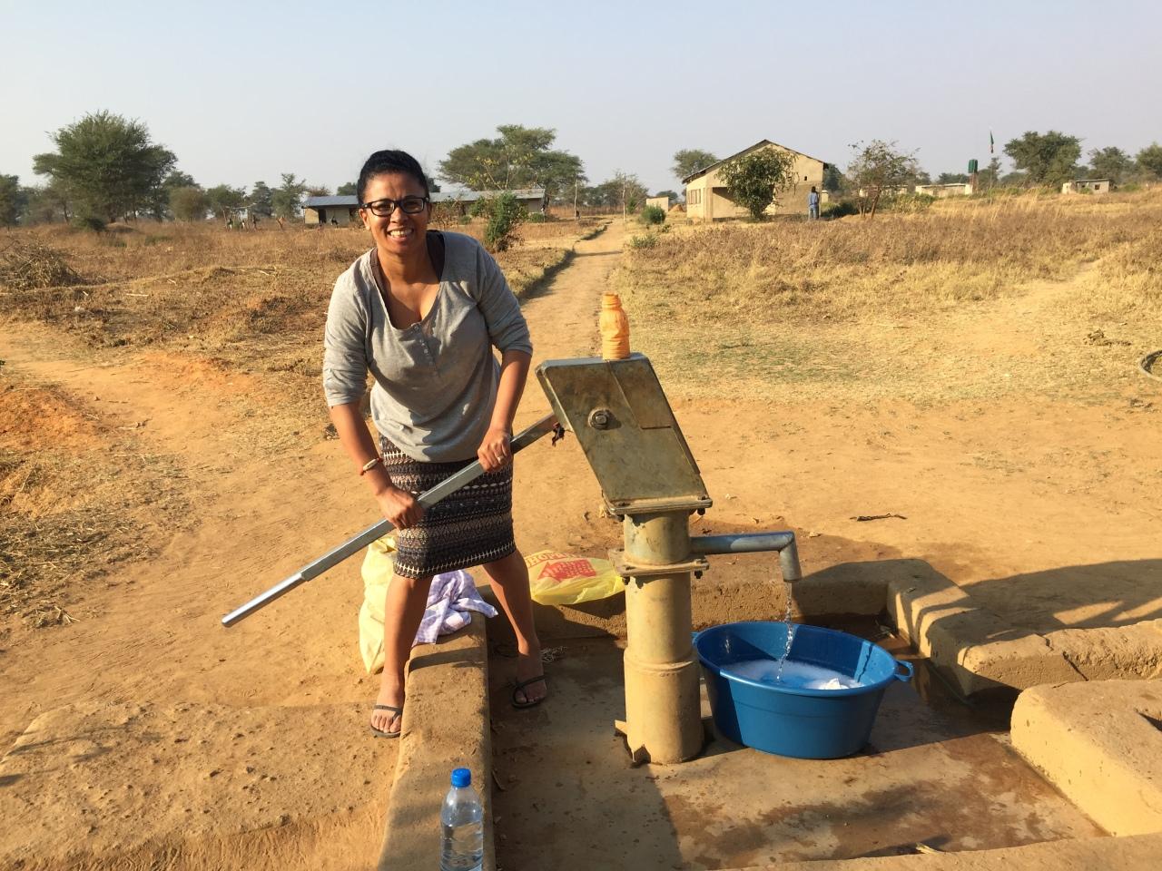 Pumping Water Malaikha StyleSharki3