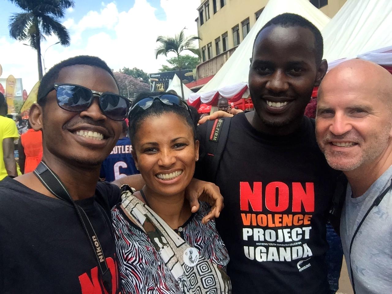 Non Violence ProjectUganda