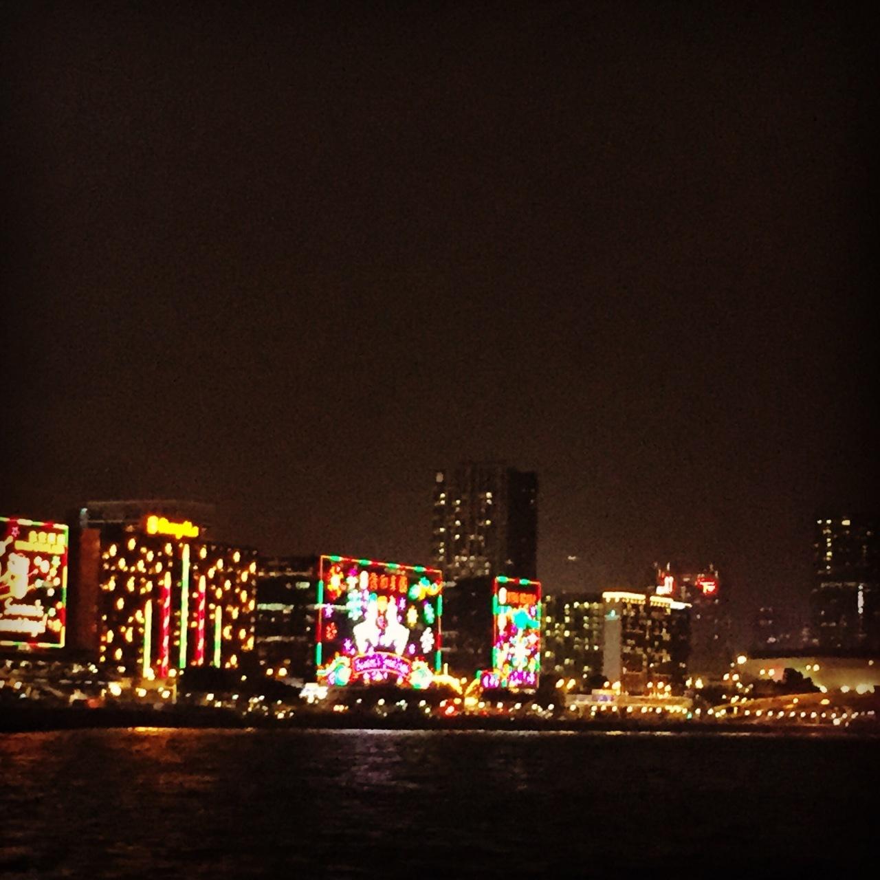 Island of lights