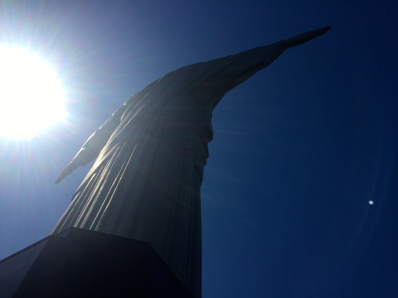 Corcovado, an Art Deco Wonder of the World