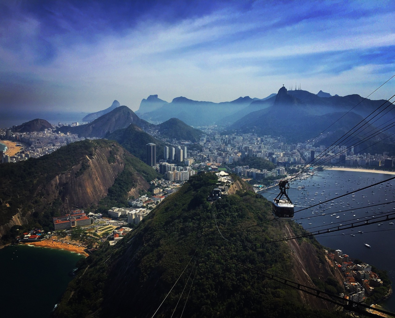 Pao de Acucar or Sugar Loaf Mountain